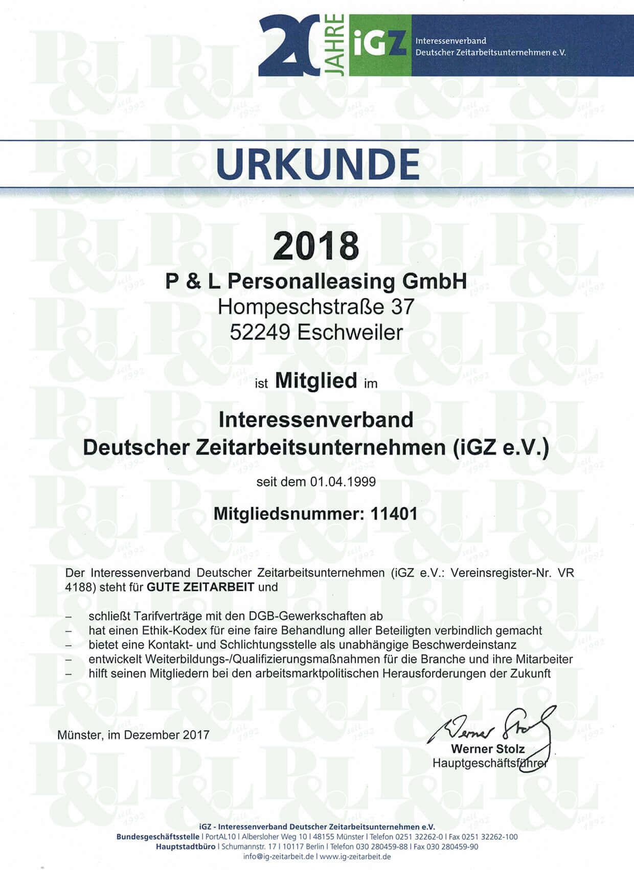 Original Eschweiler