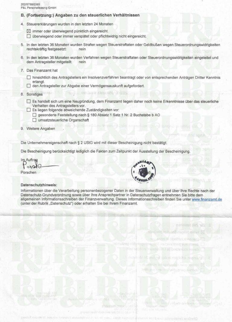 05_copyright-pl-bescheinigung_finanzamt-bescheinigung-steuersachen2021-Seite2